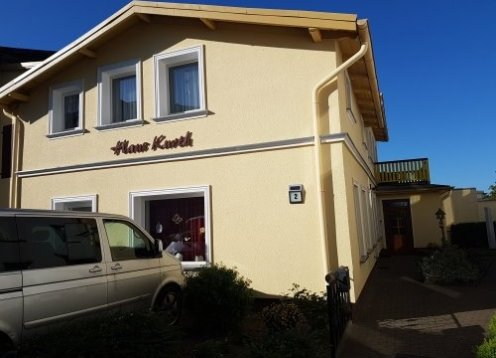 Haus Kurth - Seebad Ahlbeck